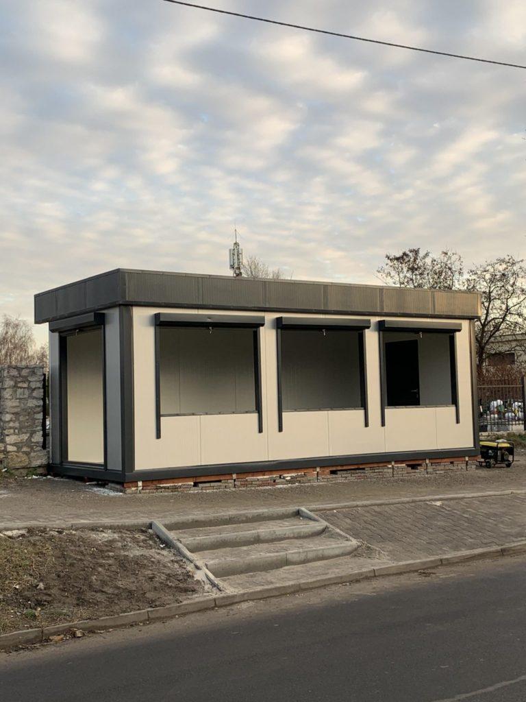 Zadbaj o budowę pawilonu mieszkalnego